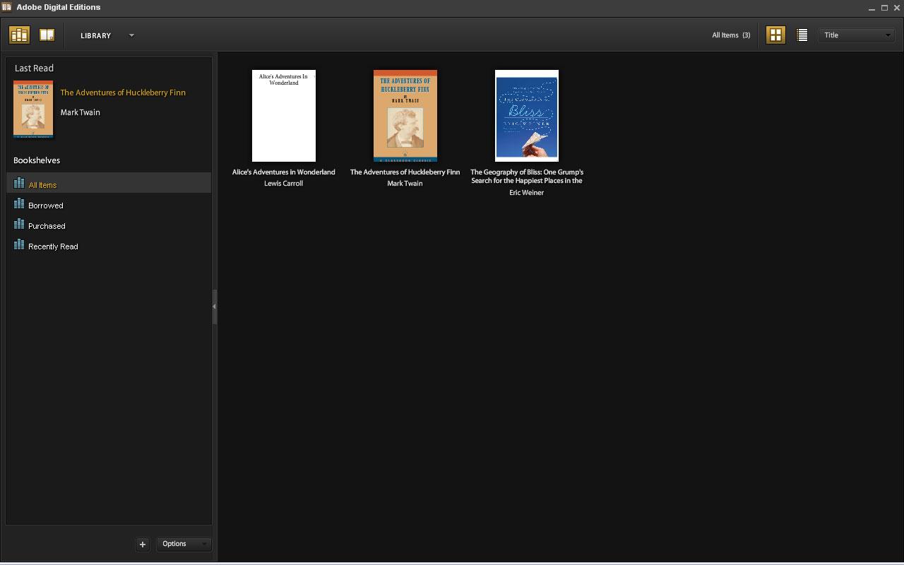 adobe digital reader to pdf